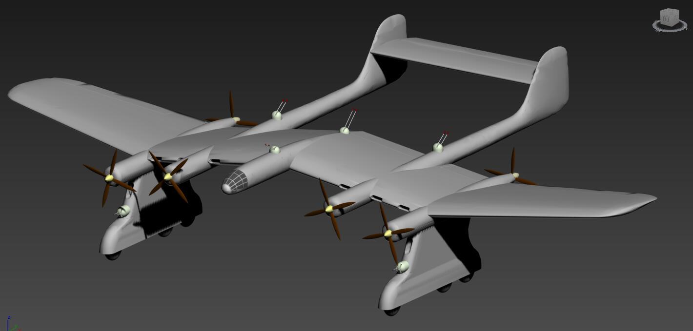 模型飞机工作原理