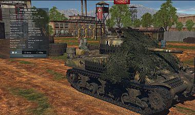M4 748 - Beutepanzer M4A2 75
