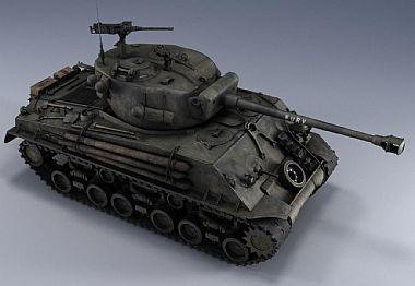 M4A3E8A fury